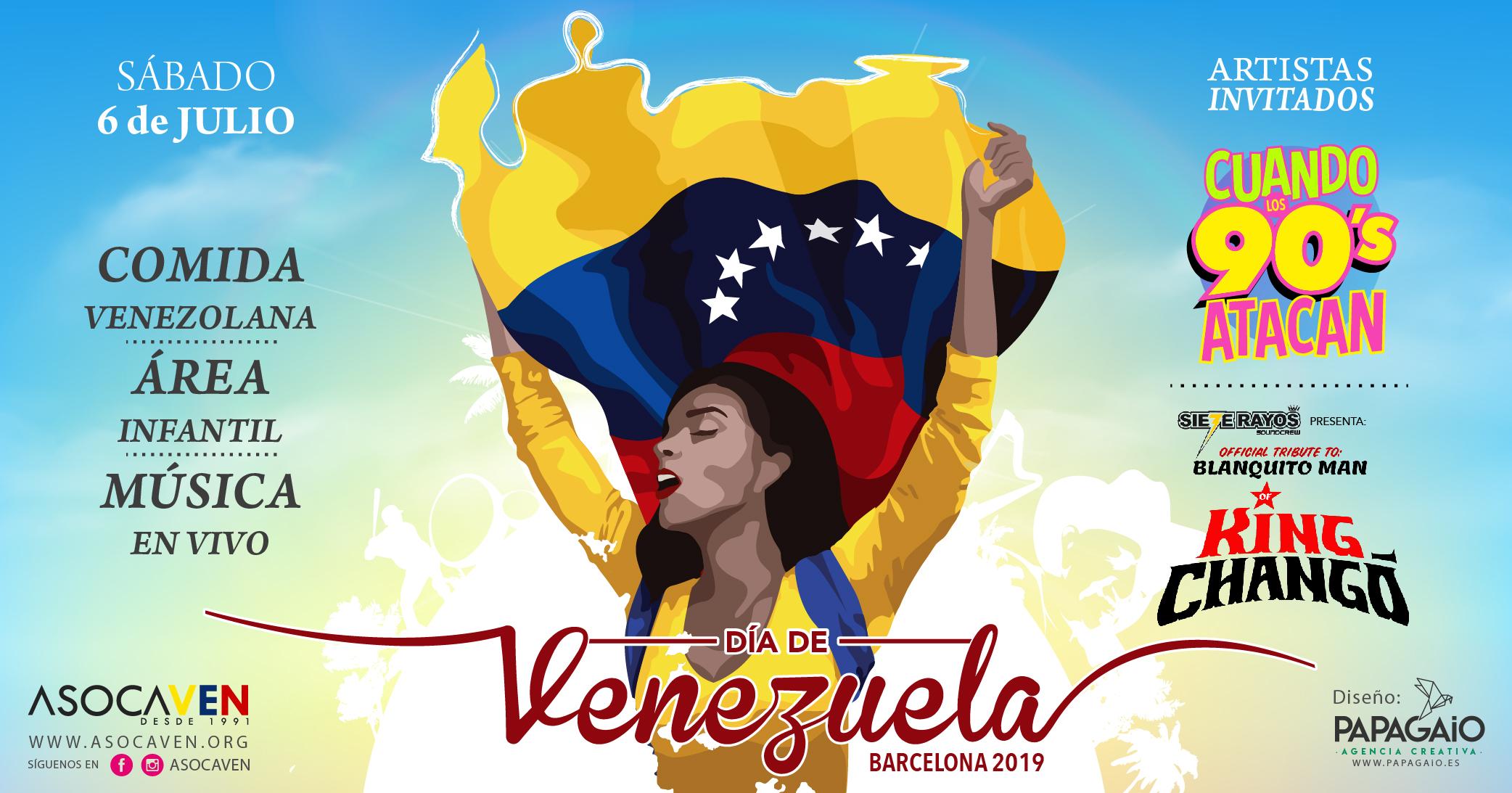Día de Venezuela